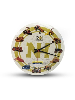 Picture of 120 years, wall clock