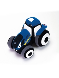 Picture of Soft toy tractor, small