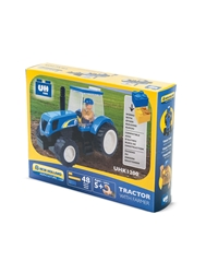 Picture of Tractor, construction bricks (48 pcs)