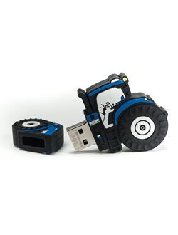 Picture of USB Flash Drive, 8GB,Tractor