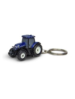 Picture of Keyring, T7.210 Blue Power