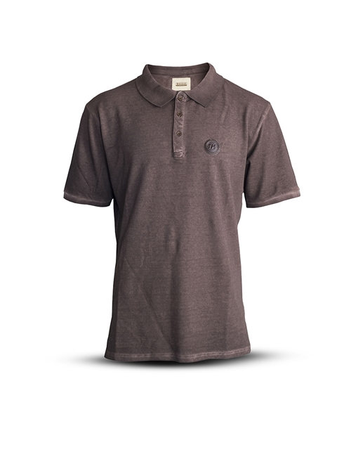 Picture of 120 years, polo shirt, m/c, brown