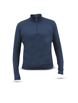 Picture of Pullover, man, with half-zip