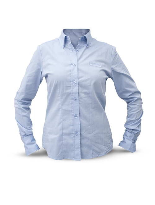 Picture of Shirt, woman, LS, light blue