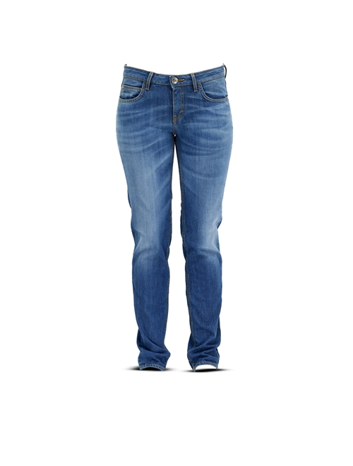 Picture of Trousers, woman, denim, straight