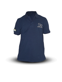 Picture of 50th Basildon Anniversary polo shirt
