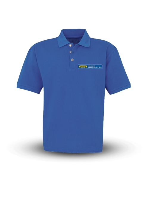 Picture of Top Service polo shirt, man