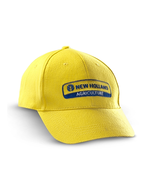 Picture of Cap with embroidery, yellow