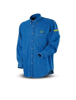 Picture of T6000 denim shirt