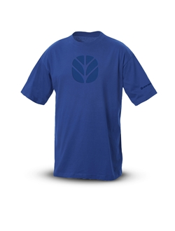 Picture of T-shirt, man, blue