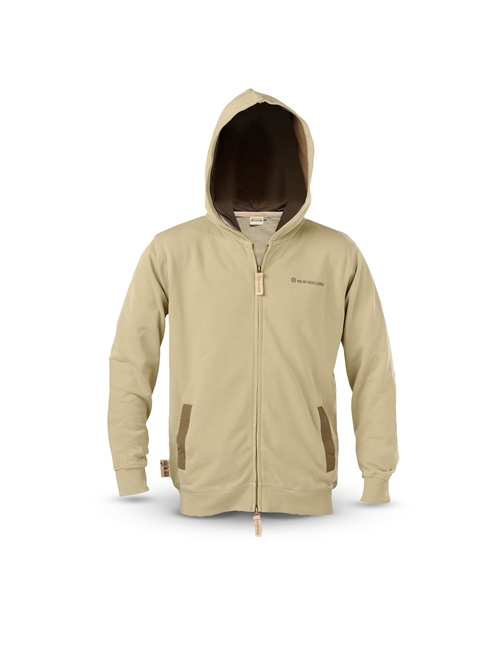 Picture of Sweatshirt, woman, with hood, beige