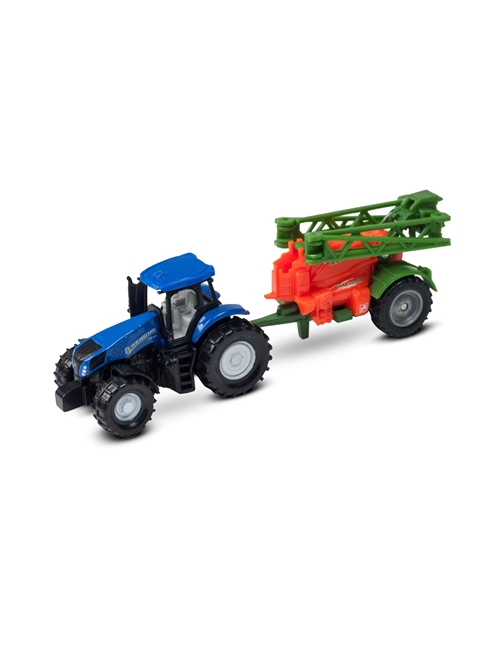 Picture of Tractor, T8.390, Amazon crop sprayer, 1:87