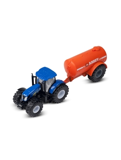 Picture of Tractor, T7070, vacuum tanker, 1:50