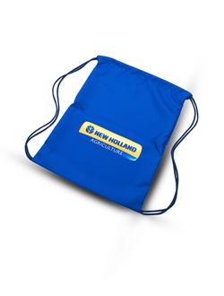 Picture of Blue waterproof rucksack