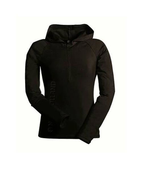 Picture of Women's Fitted Jumper with Hood