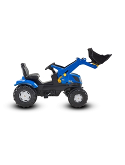 Picture of Pedal tractor, T7.315 with front loader