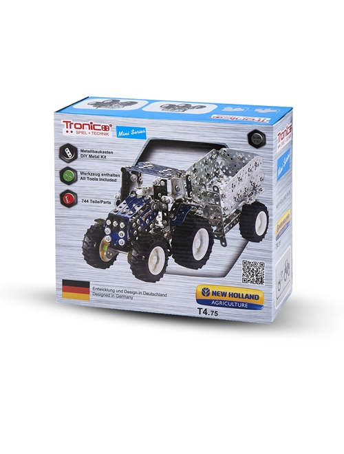 Picture of Tractor, T4with trailer, 1:32