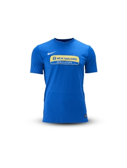 Picture of T-shirt football uomo, blu