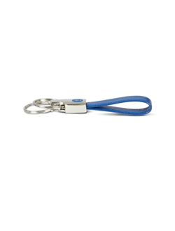 Picture of DOUBLE RINGS KEYRING